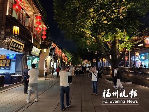 """福州夜色经济""""输出功率""""提升"""