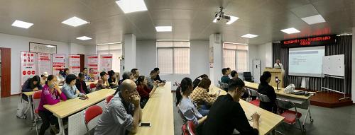 仓山区司法局临江司法所开展《民法典》普法宣传讲座