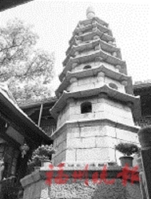 """金山寺: 閩江上的""""浮塘金印"""""""