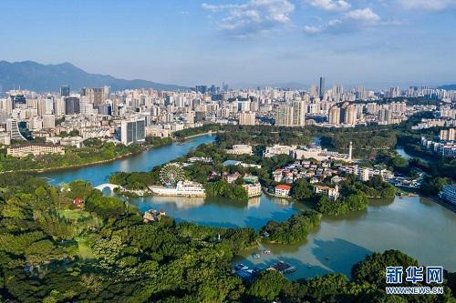 """福州蝶變:""""千園之城""""是這樣煉成的"""