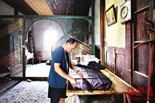 煙臺山這棟房子里,曾住著了不起的匠人
