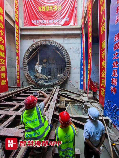 """福州""""林城區間""""雙線實現貫通!多個地鐵在建線路也有新進展"""